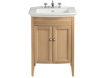 Caversham Vanity for Blenheim Basin Oak