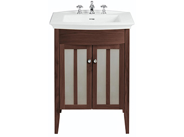 Hidcote Vanity for Blenheim Basin Walnut