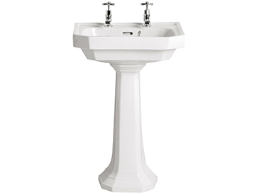 Granley Deco Medium Basin 2 taphole