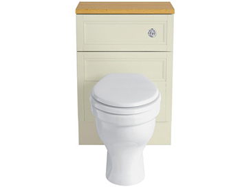 Caversham 560mm WC Unit Oyster