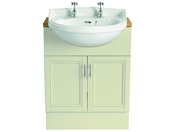 Caversham 640mm Vanity Unit Oyster