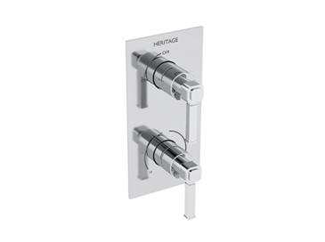 Somersby Concealed Dual Control Valve Only