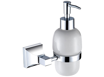 Chancery Soap Dispenser Chrome