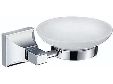 Chancery Soap Dish Chrome