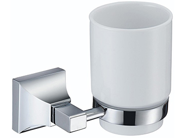 Chancery Tumbler & Holder Chrome