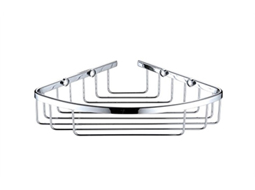 Corner Wire Basket 50x290x160mm Chrome