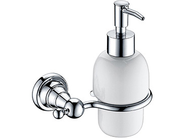 Holborn Soap Dispenser Chrome