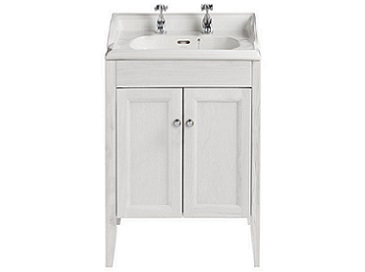 Caversham Vanity for Dorchester Square Basin Dove Grey