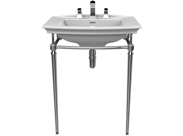 Abingdon Blenheim Washstand Chrome