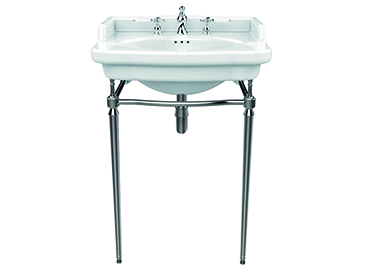 Abingdon Victoria Washstand Chrome