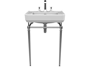 Abingdon Wynwood Washstand Chrome