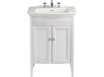 Caversham Vanity for Blenheim Basin Dove Grey