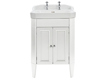 Caversham Vanity Unit for Granley White Ash