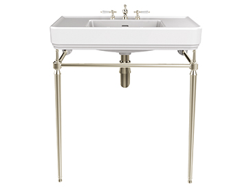 Abingdon Wynwood Washstand 800 Vintage Gold