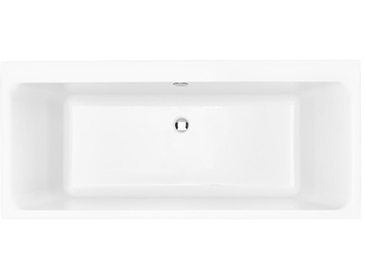 Blenheim DE 1800x800 Fitted Acrylic Bath 0TH Solid Skin