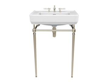 Abingdon Wynwood Washstand Vintage Gold