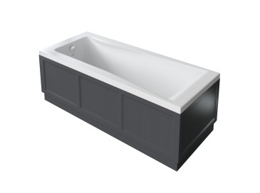 Caversham 1700mm Bath Panel Graphite