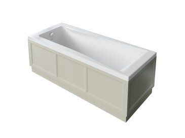 Caversham 1700mm Bath Panel Oyster