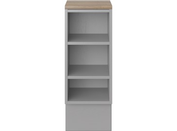 Caversham 300mm Open Base Unit Dove Grey