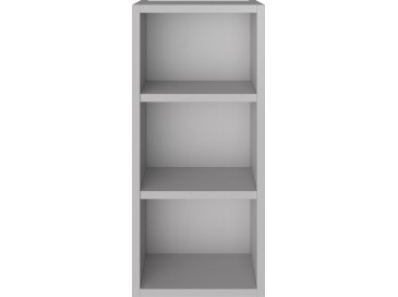 Caversham 300mm Open Wall Unit Dove Grey