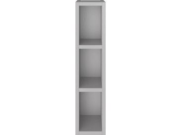 Caversham 150mm Open Wall Unit Dove Grey
