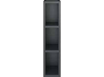 Caversham 150mm Open Wall Unit Graphite