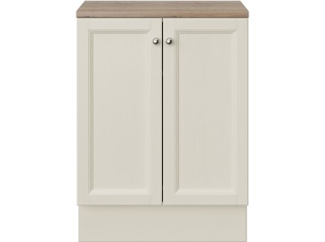Caversham 600mm Base Unit Ivory Lace