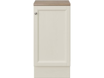Caversham 400mm Base Unit Ivory Lace
