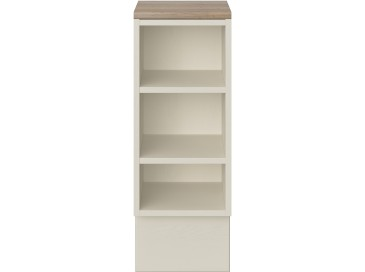 Caversham 300mm Open Base Unit Ivory Lace