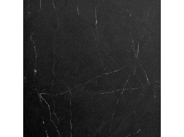 Caversham Worktop for Single Wall Hung Vanity Black Laminate