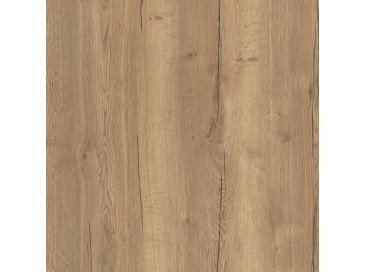 Caversham Worktop for Single Wall Hung Vanity Oak Laminate