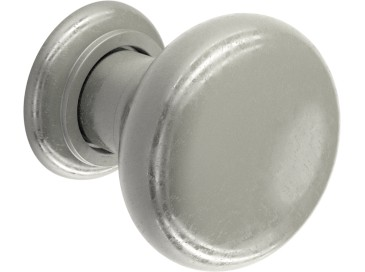 Pewter Door Knob